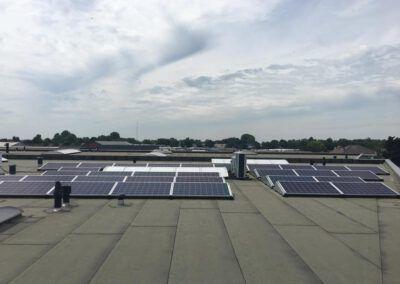 Zonnepanelen en energie zuinige airconditioning